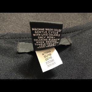 Alfani Tops - ALFANI blouse tiered Illusion sheer blouse